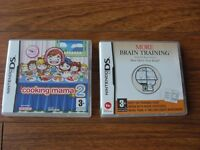 2 Nintendo DS Games
