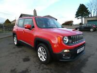 Jeep Renegade M-JET LONGITUDE 2015-03-31