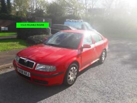 skoda octavia classic 2008 solid engine and gearbox, looking more latest model sale or swap