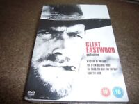 CLINT EASTWOOD COLLECTION/BAND OF BROTHERS.DVD BOX SETS.