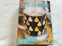 Usb cup warm brand new £3