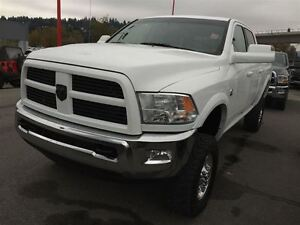 2012 Ram 3500 Laramie Sunroof Power Leather Navigation