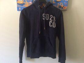 Ladies superdry hoodie size medium