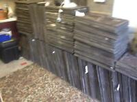 900 immaculate 24x14 slate roof tiles!