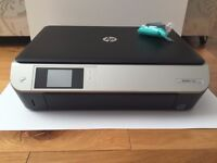 HP ENVY 5532 e-All-in-One Printer (with free 1 colour ink and 2 black inks)
