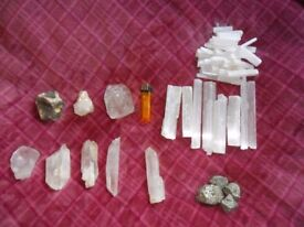crystals colection