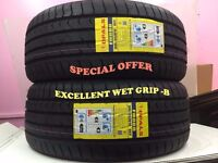 2 x 245/45ZR19 98Y OPALS 2 TYRE'S INCLUDING FITTING BALANCING ONLY £100 NEW TYRE'S 2454519