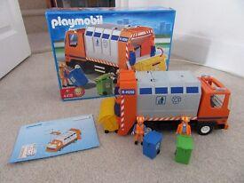 Playmobil 4418 - Recycling/Dustman truck