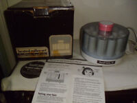 RUSSELL HOBBS HEATED HAIR ROLLER SET