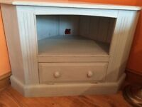 Solid wood television cabinet for sale