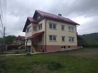 Romanian NEW House near the mountains - Swap with South England House + money difference