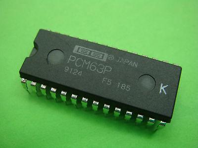 5pcs Pcm63 Pcm63p Pcm63p-k Dac Audio Ic Chip Ar