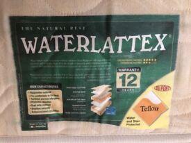 Waterlattex Superking Mattress