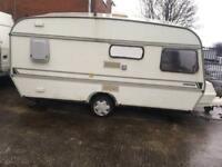 Caravan for spare