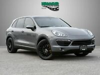 2012 Porsche Cayenne S (Tiptronic)  Loaded