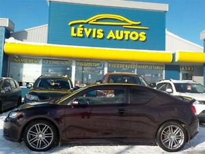 2011 Scion tC TOIT PANORAMIQUE 6 VITESSE BLUETHOOTH EXTRA PROPRE