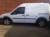 2011 Ford Transit Connect LWB Spares or Repair Timing Belt Snapped