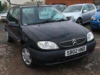 Citroen Saxo 1.1 + JUST 48,000 MILES + 12 MONTHS MOT + SUPERB CONDITION
