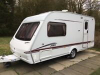 Swift Jura 2006 2/3 Berth Caravan + Motormover