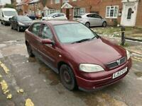 Vauxhall ASTRA / 1 YEAR MOT,, excellent car with no issues, ONLY £695