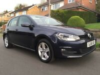 Volkswagen Golf Match Bluemotion Tech