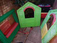 garden playhouse, CAN DELIVER
