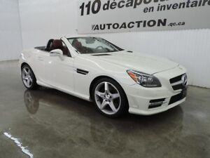 2013 Mercedes-Benz SLK-Class SLK-350 DÉCAPOTABLE - AMG PACKAGE -