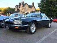 Stunning Jaguar XJS 4.0 Litre Auto