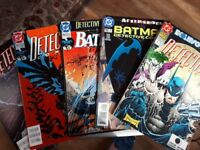 DC Batman Comics