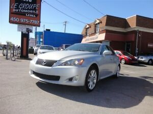 2010 Lexus IS 250 AWD.TOIT.COUIR.A1