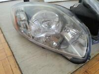 Mitsubishi Eclipse head lights