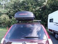 Roof box, extra large