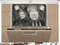 Stoves integrated 12 Place dishwasher in excellent condition