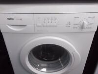 BOSCH WASHING MACHINE + FREE BH ONLY POSTCODES DELIVERY + FREE 3MTH GUARANTEE
