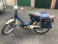 Honda collectors pedal motorbike, barn find***