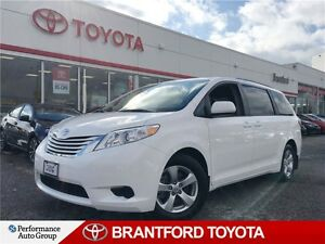 2016 Toyota Sienna TCUV Eligiable, LE, People Mover