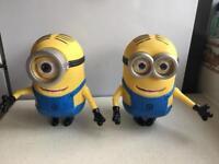 Minion Toys - Perfect Condition