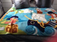 Boys extra large rug for bedroom or playroom