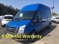 Ford Transit 350 LWB H/Roof 2.2 TDCi 115