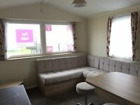 Static caravan for sale in Berwickshire Scottish Borders. Very cheap price for NEW. Pay monthly.