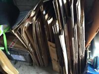 35+ packing boxes