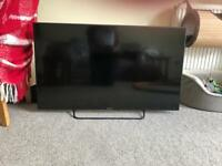 Sony KDL-43W755C 43 inch Smart Full HD TV - Black [Energy Class A+] - Android TV
