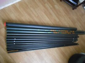 14.5M DRENNAN DRX FISHING POLE