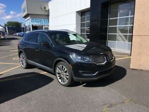 2016 Lincoln MKX Reserve NAVI TOIT BAS MILAGE