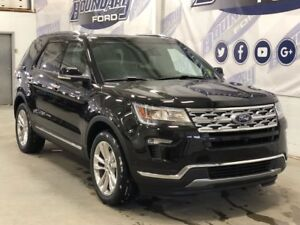 2019 Ford Explorer Limited 301A 2.3L EcoBoost