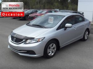 2015 Honda Civic Sedan 4dr Auto LX