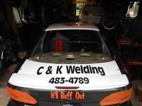 C & K WELDING