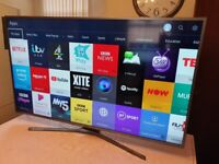 Samsung 55 INCH SMART NANO CRYSTAL UHD LED TV WITH WIFI, APPS, FREEVIEW HD, BLUETOOTH