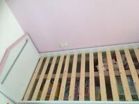 Little girls bed