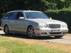 Mercedes Benz E280 Avantgarde Estate